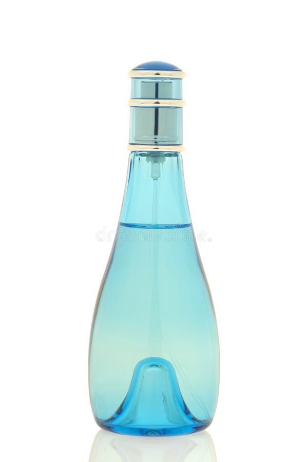 瓶典雅的香水 库存照片