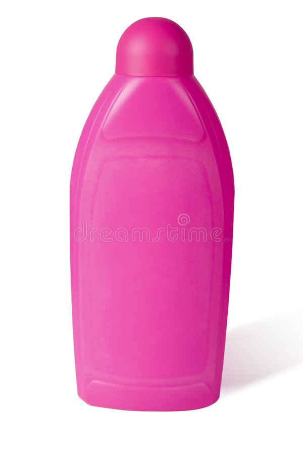 瓶塑料 免版税图库摄影