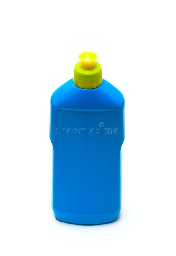 瓶子液体肥皂 免版税库存图片