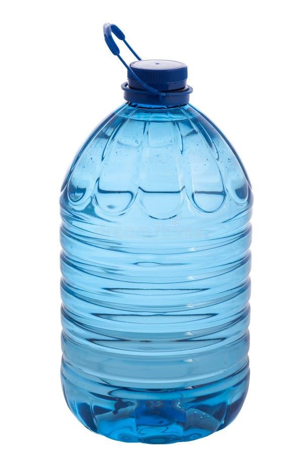 瓶新鲜的矿泉水 免版税库存照片