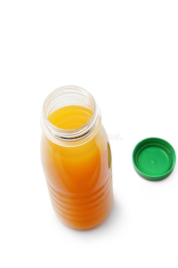 瓶汁液 免版税图库摄影