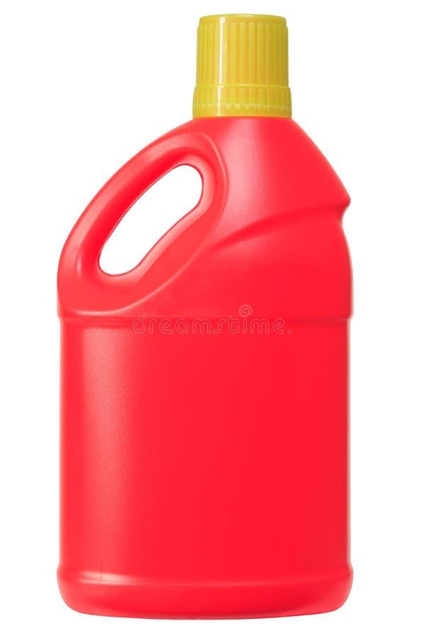 瓶洗涤剂 免版税图库摄影