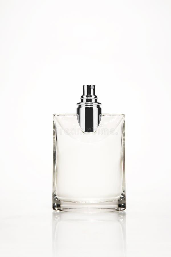 瓶科隆香水香水 免版税库存照片