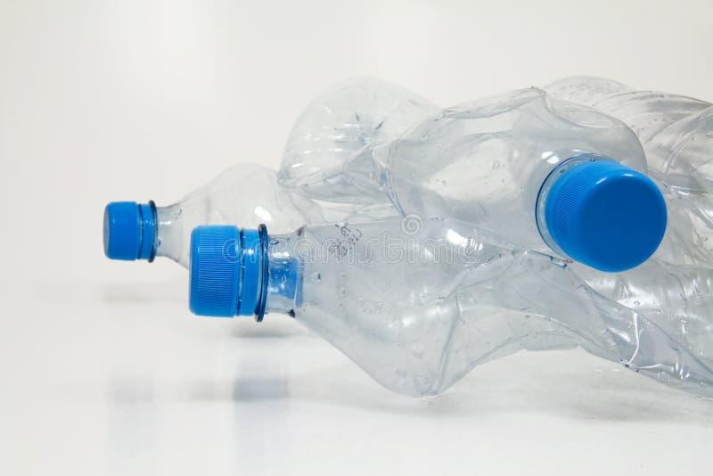 瓶详细资料塑料 图库摄影