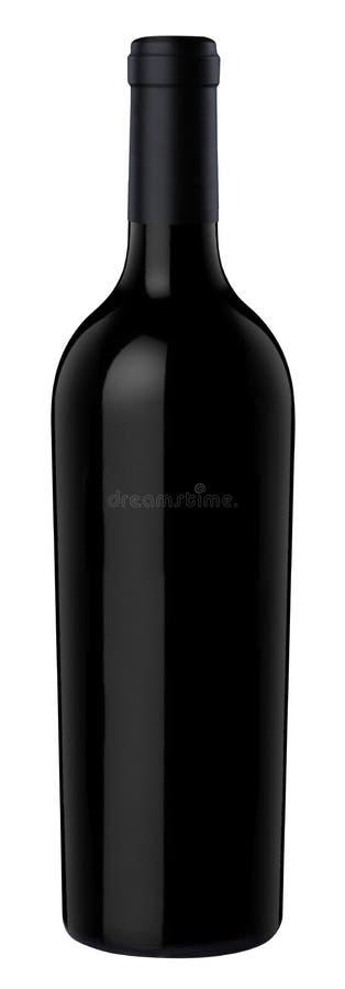 瓶通用酒 免版税图库摄影