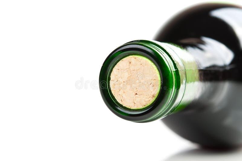 瓶酒 库存照片