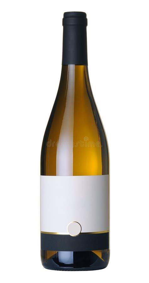 瓶酒 免版税图库摄影