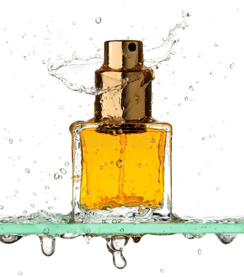 瓶香水喷子 库存图片