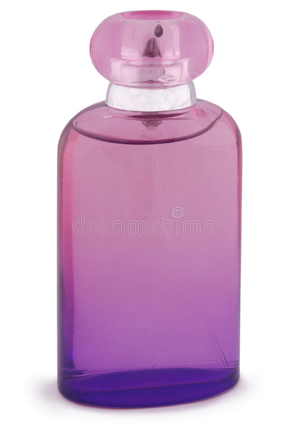 瓶香水 免版税库存照片