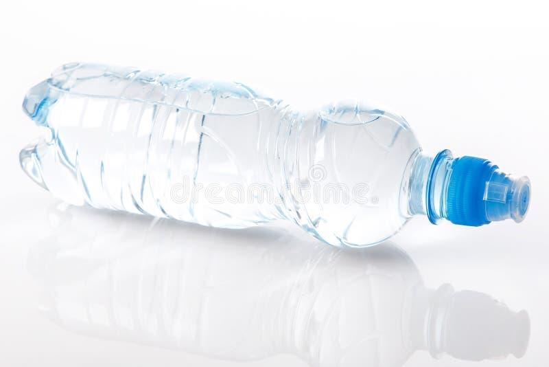 瓶水 库存照片