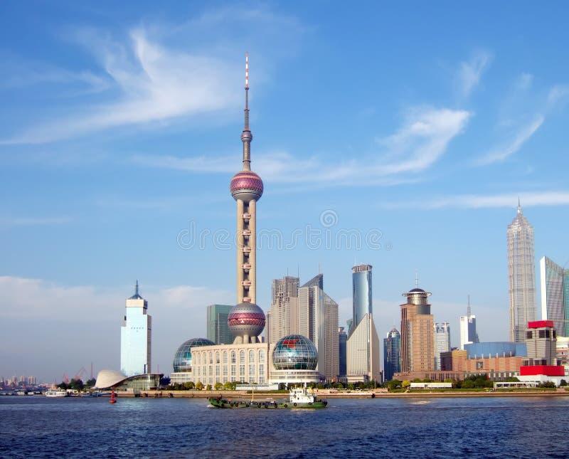 瓷上海 免版税图库摄影