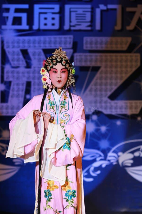 瓷歌剧北京 免版税库存照片