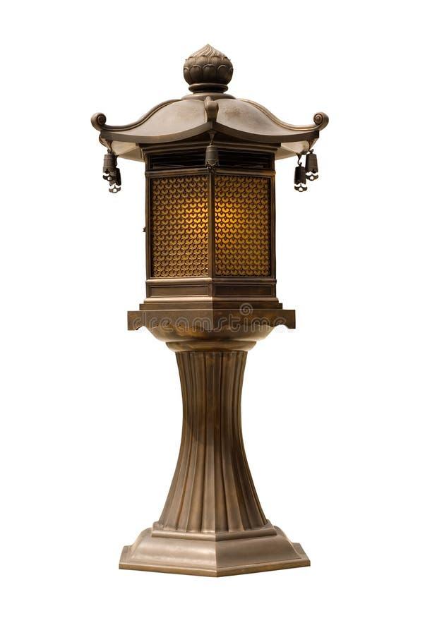 瓷经典之作灯笼 免版税库存图片