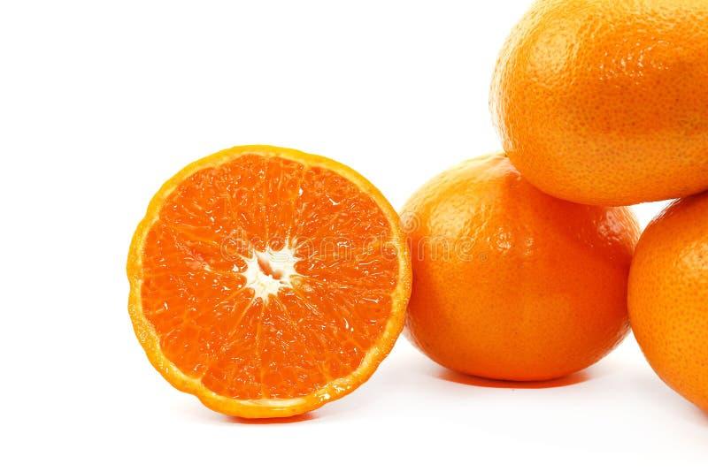 甜橙果子 免版税图库摄影