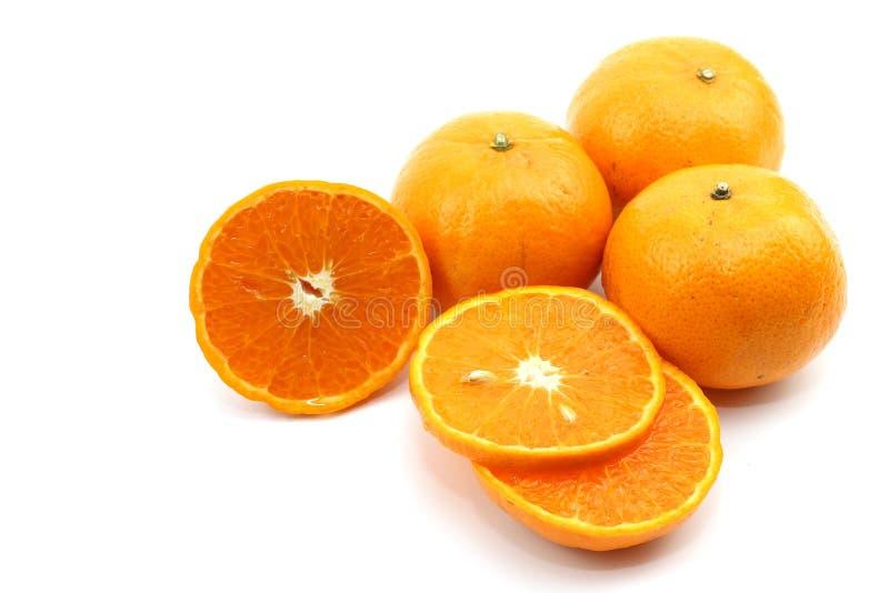甜橙果子 免版税库存图片