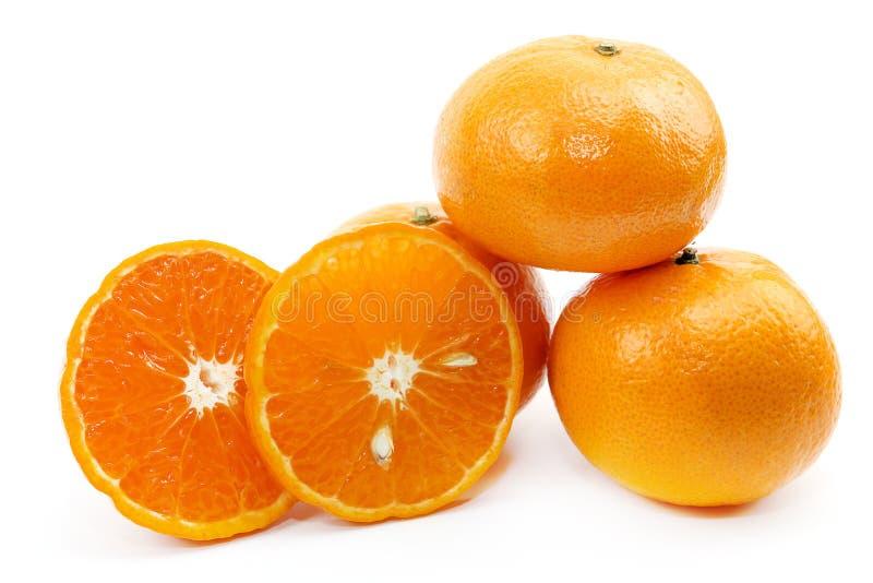 甜橙果子 免版税库存照片