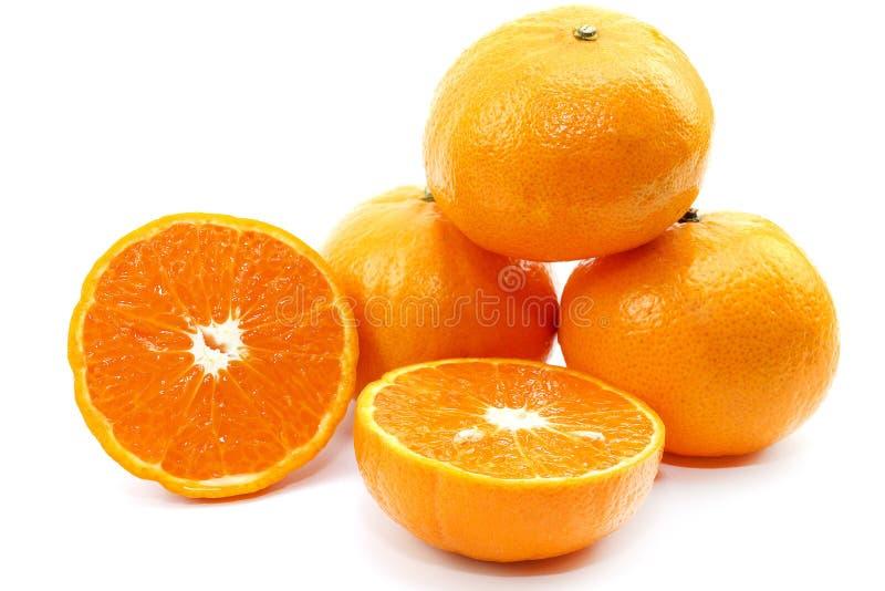 甜橙果子 图库摄影