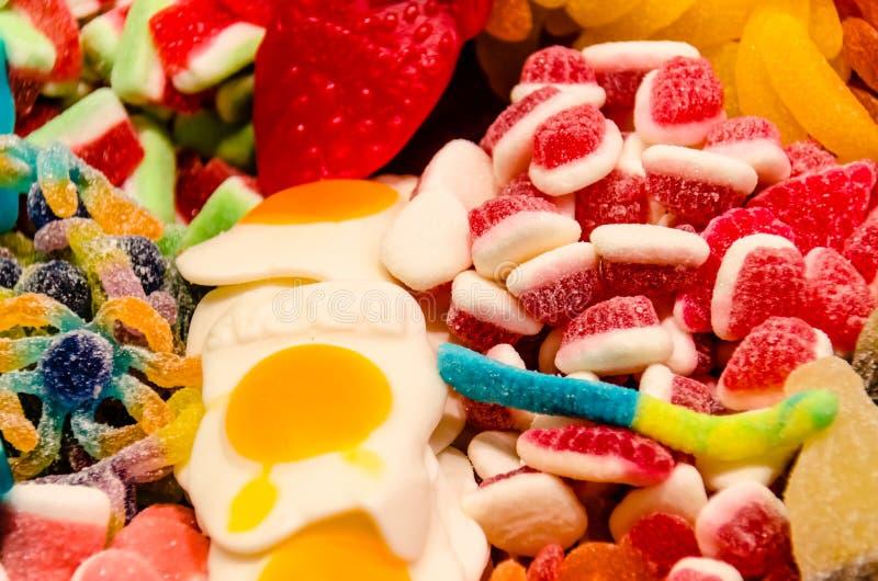 甜点 免版税库存照片