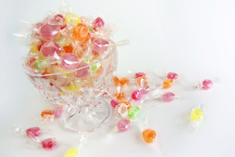 甜的糖果 免版税库存图片