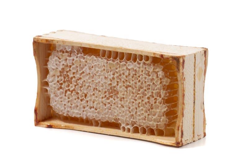 甜蜂窝条板箱 库存图片