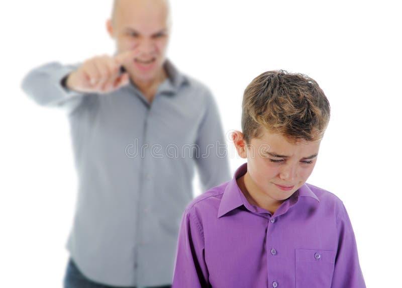 Download 生他的惩罚严格的儿子 库存照片. 图片 包括有 被证章的, 孩子, 系列, 学科, 性能上, 表达式, 演讲 - 22358326