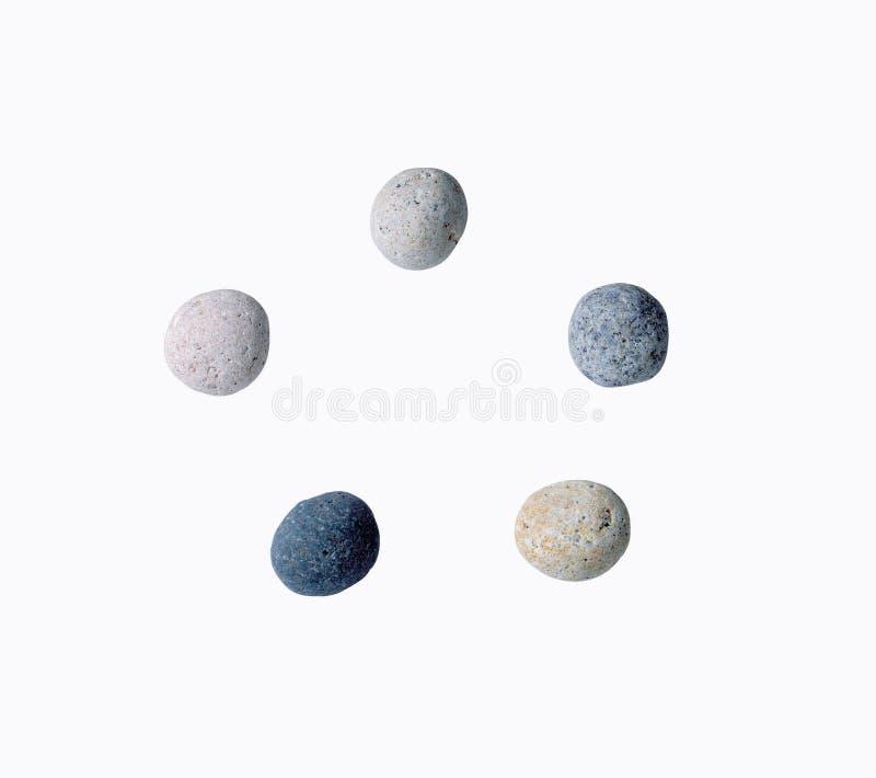 生动描述石头 免版税库存照片