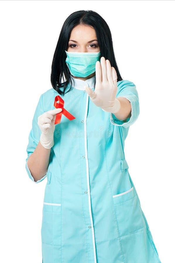 医生女性 免版税库存照片