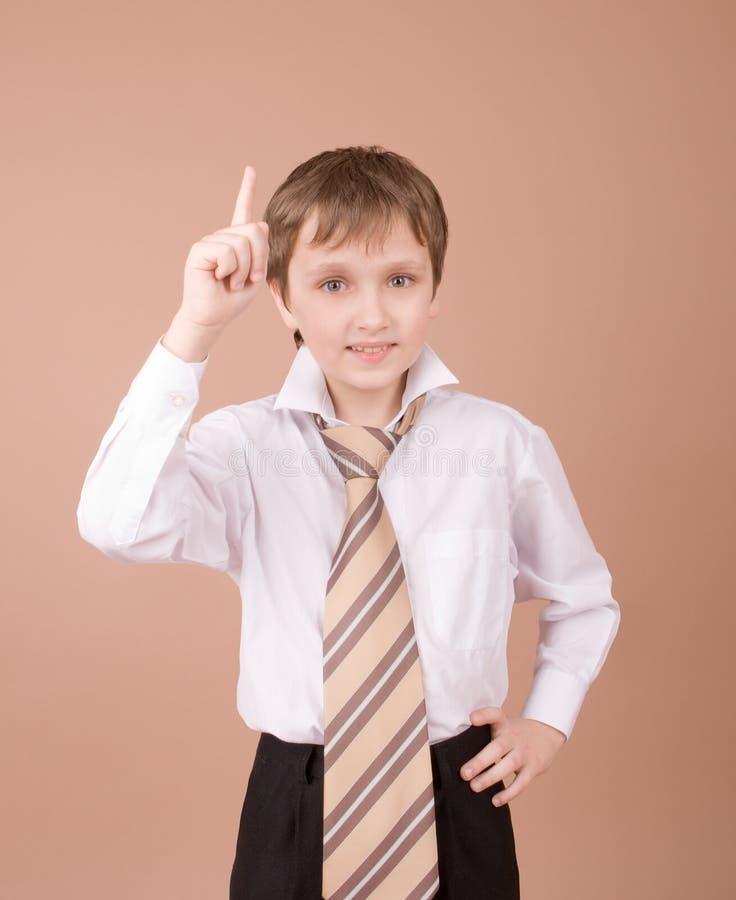 生意人年轻人 免版税库存图片