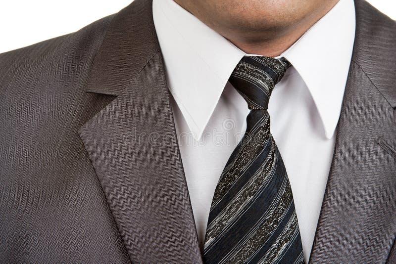 生意人正式诉讼 库存照片