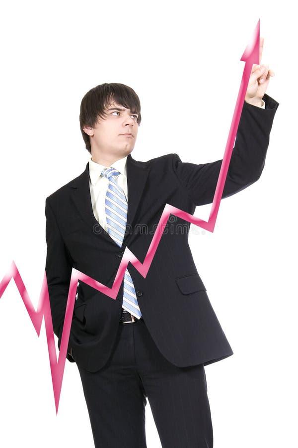 生意人诉讼关系 库存图片