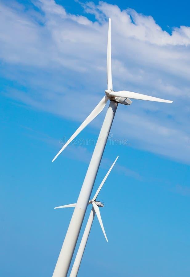 生成器风 库存照片
