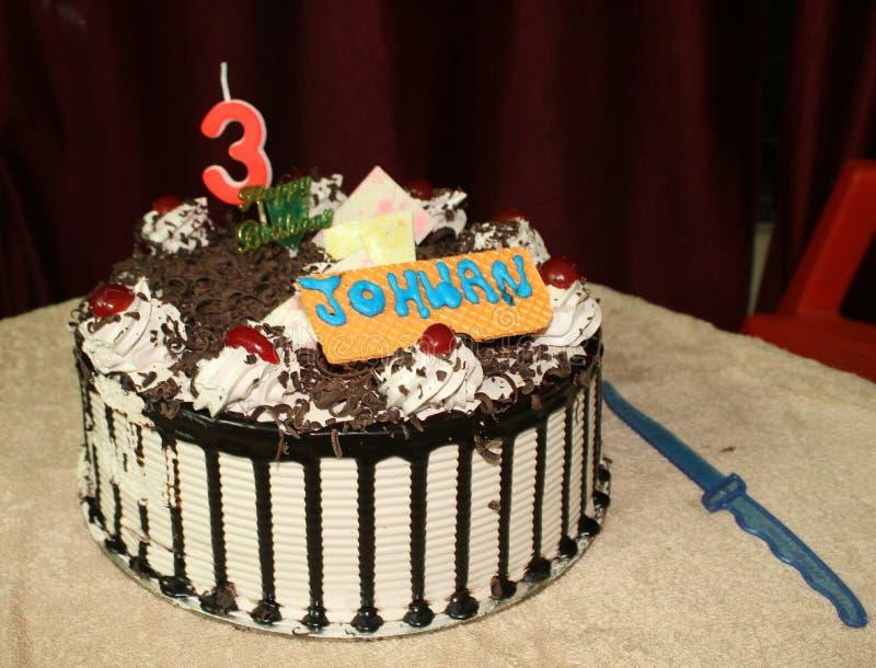 生日庆祝 图库摄影
