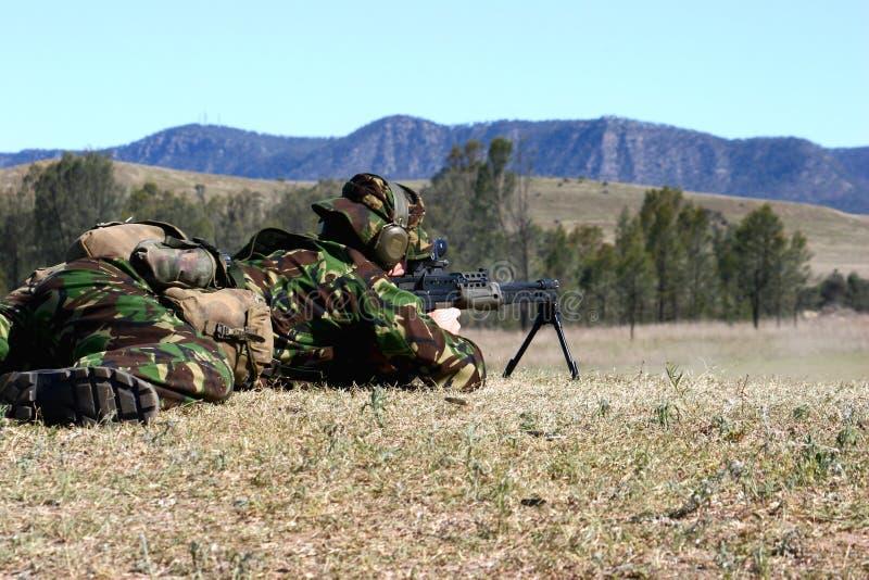 生火枪设备 免版税库存照片