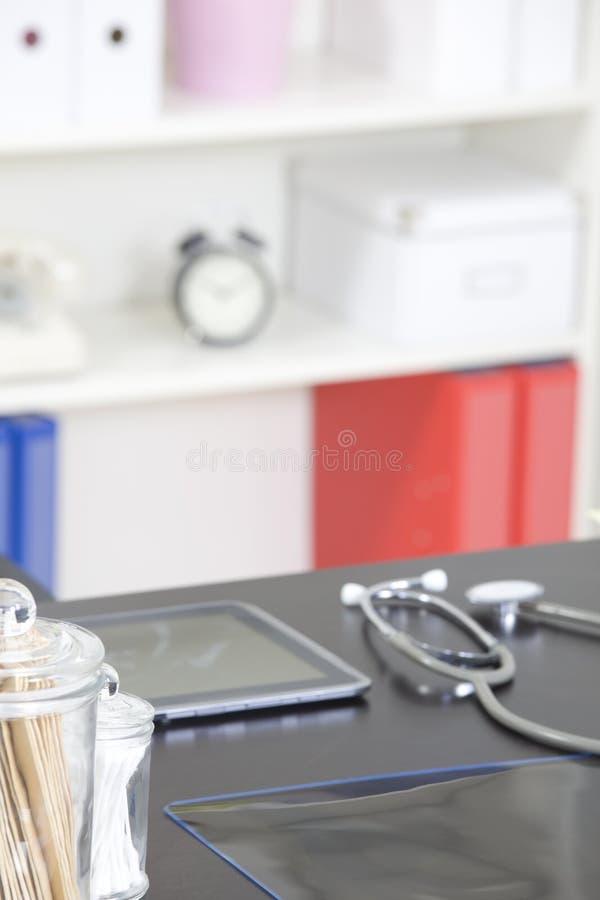 医生的办公室 库存照片
