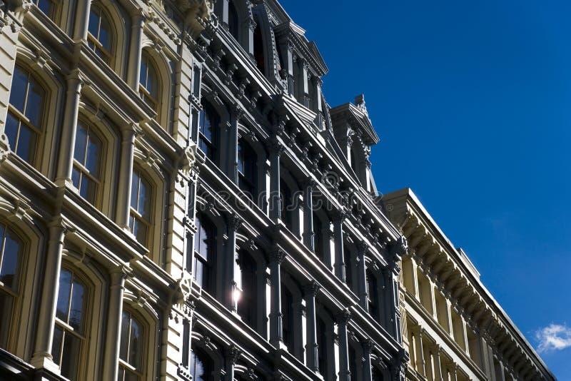 生铁大厦在纽约 库存图片