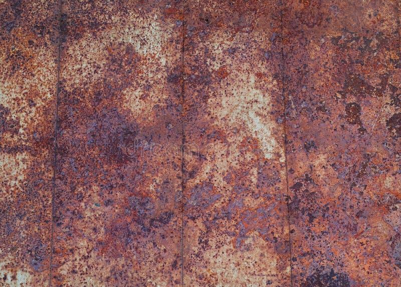 生锈的背景,地道对象的概念 图库摄影