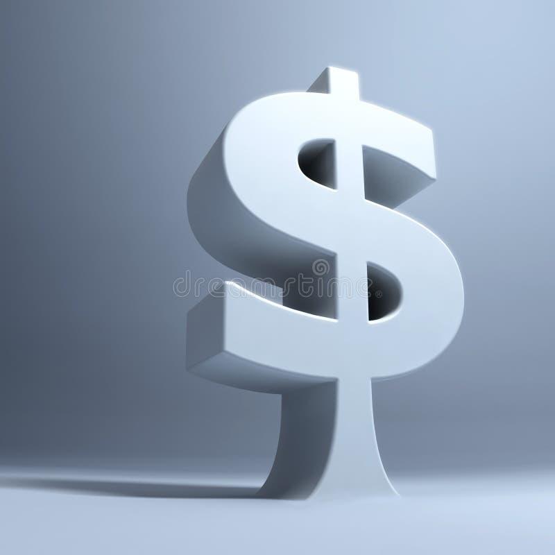 生长货币 库存例证
