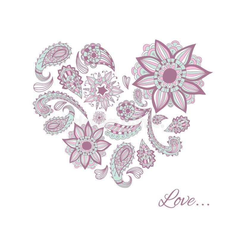 用手被绘的传染媒介样式 美好的乱画 设计打印的产品、网或者印刷品设计设计的元素  皇族释放例证