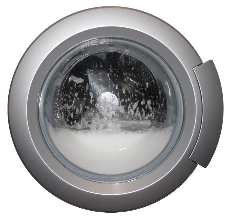 用机器制造洗涤 图库摄影