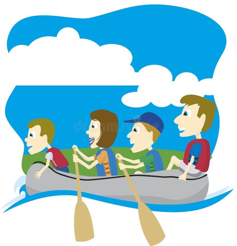 用筏子运送