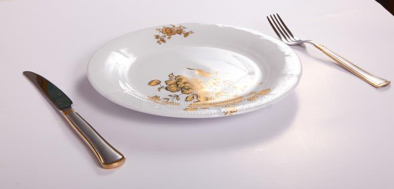 用餐工具 免版税库存图片
