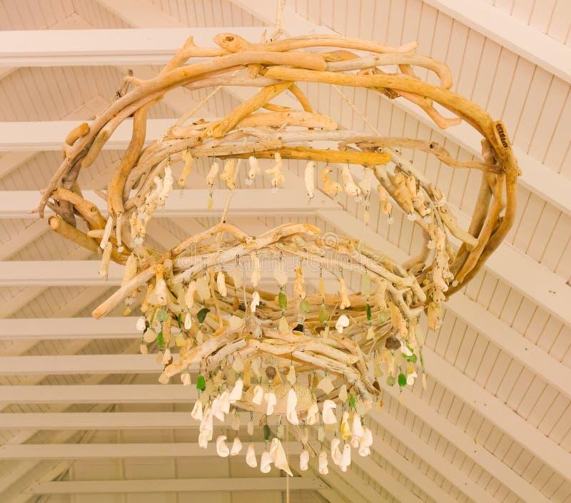 用flotsom做的天花板装饰 图库摄影