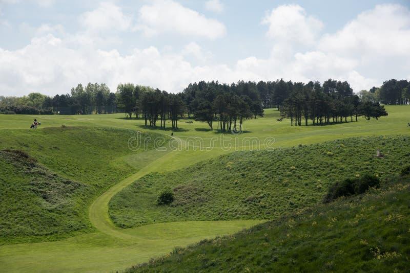 Download 由市Etretat打高尔夫球领域, Normandie 库存照片 - 图片 包括有 草坪, 豪华: 72369376