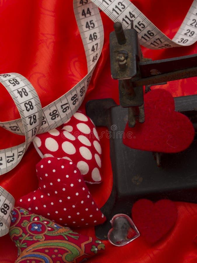 由您自己造成您的爱, 免版税库存照片