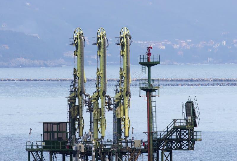 甲烷传递途径 库存图片