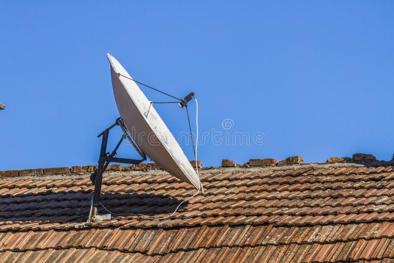 电信antena 库存照片