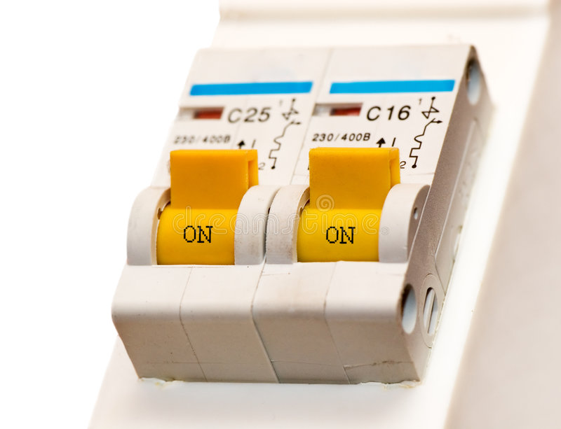 电切换触发器 库存图片