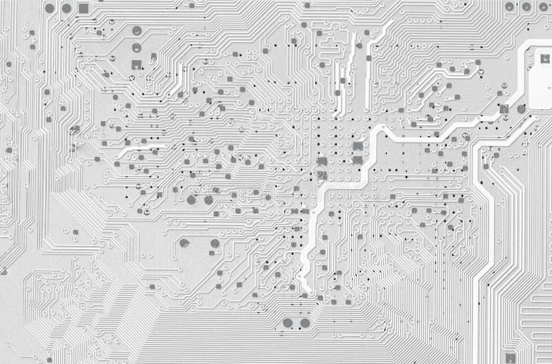 电子抽象的背景 免版税库存图片