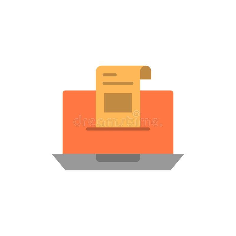 电子邮件,通信,电子邮件,信封,信件,邮件,消息平的颜色象 传染媒介象横幅模板 皇族释放例证
