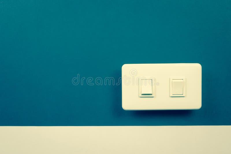 电开关 图库摄影